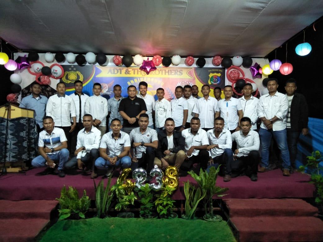 4238 Nusantara SYukuran 5 Tahun Mengabdi,  Kapolres Sumba Timur : Jadilah Polisi Promoter
