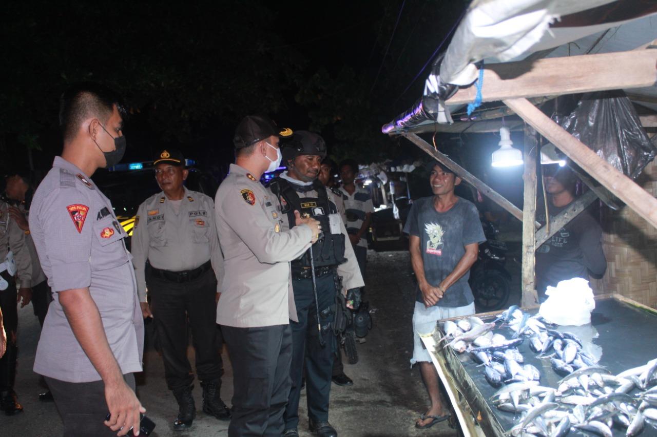 Kapolres Sumba Timur Turun Langsung Imbau Masyarakat Terkait Pencegahan Covid 19